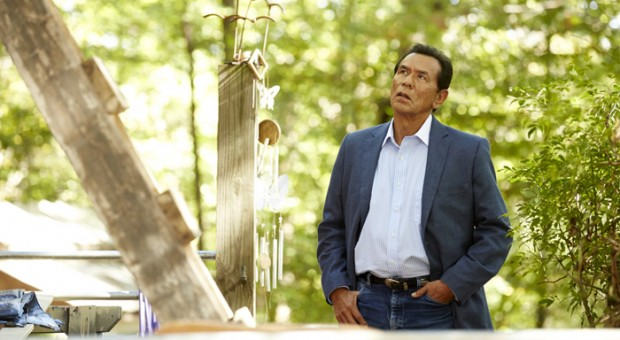 "6 Questions With ""THE RED ROAD"" Actor Wes Studi"