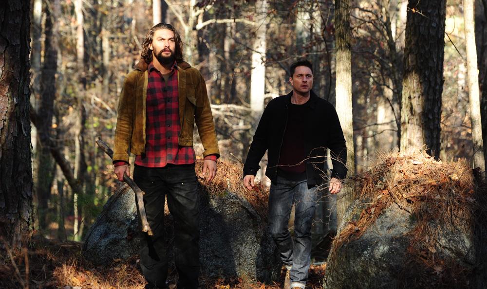 Phillip Kopus and Harold Jensen THE RED ROAD Episode 206 Shadow Walker