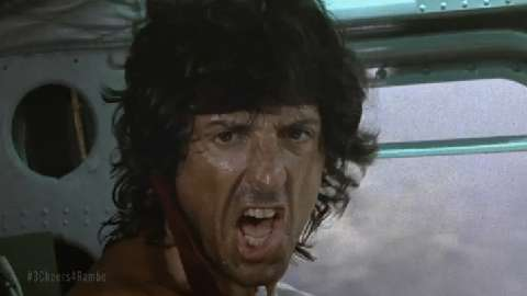 SundanceTV has three cheers for Rambo with a marathon of First Blood, First Blood Part II and Rambo III. Starts Tue., Jun. 16 9/8c.