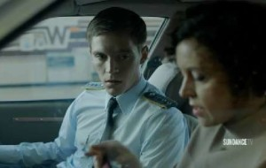 Lenora tasks Martin with infiltrating NATO's Head Security Analyst by way of his secretary, Linda.
