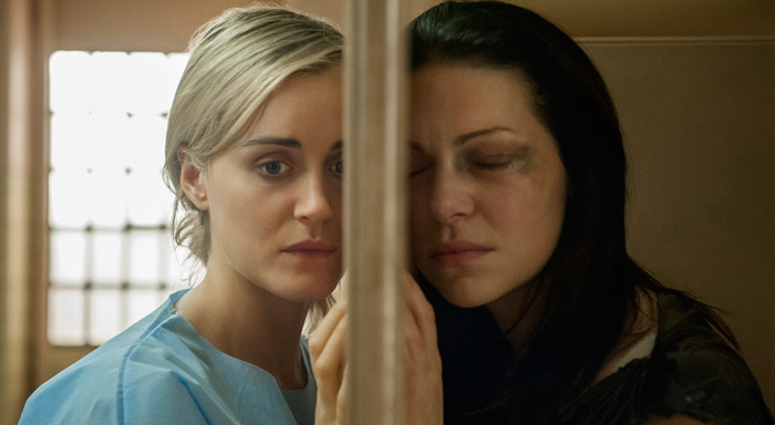 Taylor Schilling Laura Prepon Orange Is the New Black Character Quiz