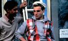 Gordon Warnecke and Daniel Day Lewis in My Beautiful Laundrette