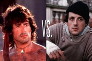 Which Slyvester Stallone Will Rise to the Top: Rambo or Rocky?