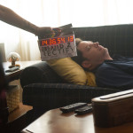 Daniel Holden in Rectify Behind the Scenes 304