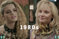 """DEUTSCHLAND 83"" 1980s Fashion: East vs. West Germany"