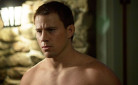 Channing Tatum in Foxcatcher