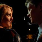 Linda Seiler (Nikola Kastner) and Martin Rauch/Moritz Stamm (Jonas Nay) in Episode 3.