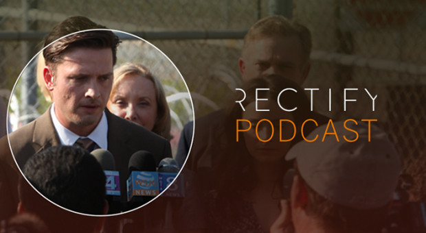 """SundanceTV Releases Serial-Inspired Podcast, """"Rectify: The Case Against"""""""