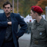 Deutschland 83  Tobias Tischbier (Alexander Beyer) and Martin Rauch/Moritz Stamm (Jonas Nay) in Episode 7