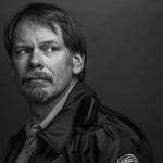 Carl Daggett Rectify Character Portrait Black and White Season 3