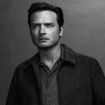 Daniel Holden Rectify Character Portrait Black and White Season 3