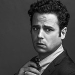 Jon Stern Rectify Character Portrait Black and White Season 3