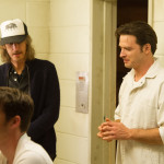 Ray McKinnon Aden Young Rectify 305 BTS