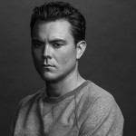 Ted Talbot Jr Rectify Character Portrait Black and White Season 3