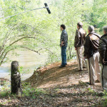 Trey Willis and Carl Daggett Behind the Scenes of Rectify 306