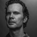 Trey Willis Rectify Character Portrait Black and White Season 3