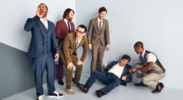 "The Biggest Laughs from ""CLOSE UP WITH THE HOLLYWOOD REPORTER: Comedy Actors"""
