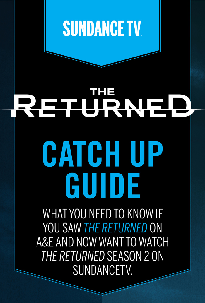 The Returned Infographic Part 1