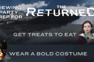 "How to Throw a ""THE RETURNED"" Viewing Party"