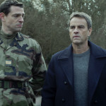 Lieutenant Janvier (Nicolas Wanczycki) and Berg (Laurent Lucas) in THE RETURNED Episode 201