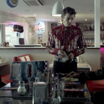 Berg (Laurent Lucas) and Lieutenant Janvier (Nicolas Wanczycki) in THE RETURNED Episode 201