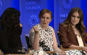 "Lena Dunham, Allison Williams, Alex Karpovsky, Jenni Konner, Andrew Rannells and more discuss ""Girls."""