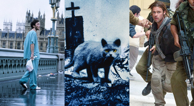 High-Grossing and Gross: 10 Hit Zombie Movies