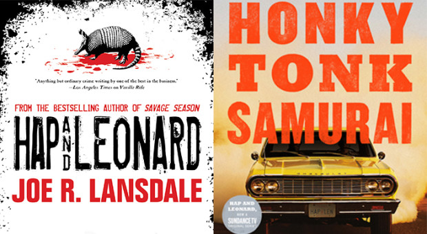 "Here's Your Chance to Win a ""HAP AND LEONARD"" Prize Pack"