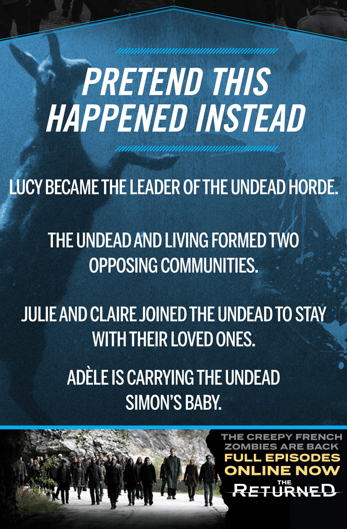 The Returned Infographic Part 4