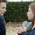 Virgil (Ernst Umhauer) and Camille (Yara Pilartz) in THE RETURNED Episode 202.