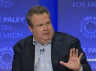 Modern Family star Eric Stonestreet discusses his childhood love for clowns.