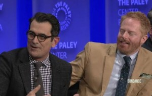 Modern Family star Ty Burrell discusses why character's in sitcoms don't usually grow.
