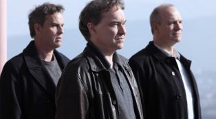 Berg (Laurent Lucas), Pierre (Jean-Francois Sivadier) and Etienne (Aurelien Recoing) in Episode 208.
