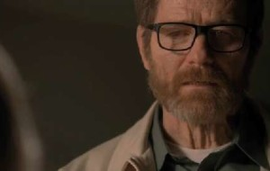 Bryan Cranston discusses Walter White's evolution from chemistry teacher to drug kingpin.