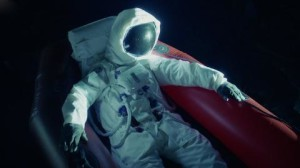 """After experiencing the journey of a lifetime, an astronaut is forced to ask the question, """"what's next?"""""""