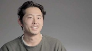 Steven Yeun discusses Sundance Film Festival 2016 and landing his role on The Walking Dead.