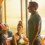 Trudy (Christina Hendricks), Angel (Pollyanna McIntosh) and Soldier (Jimmi Simpson)