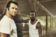 """Variety"", ""EW"" Get Hyped for ""HAP AND LEONARD"""