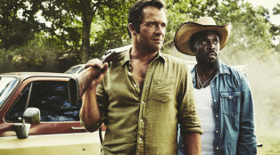 Hap (James Purefoy) and Leonard (Michael Kenneth Williams)