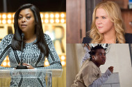 Amy, J-Law, Taraji, Viola and Other Hollywood Sheroes