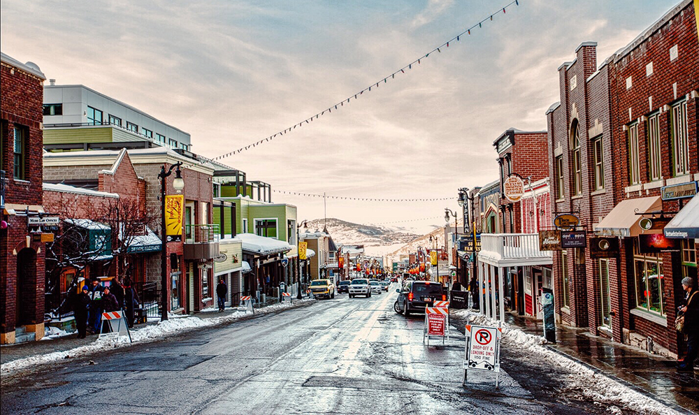 Sundance film festival 2016 park city streets sundancetv