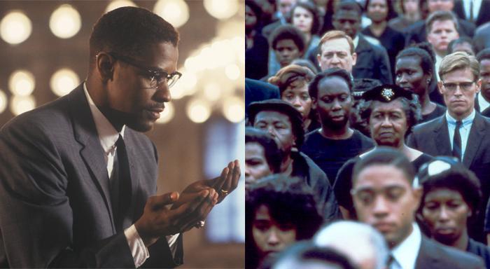 civil rights movies