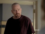 "As Walt succinctly put it: ""I am the one who knocks."""