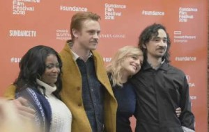 Director Jason Lew reflects on the chemistry between stars Elisabeth Moss and Boyd Holbrook in his movie The Free World. Presented by Acura.