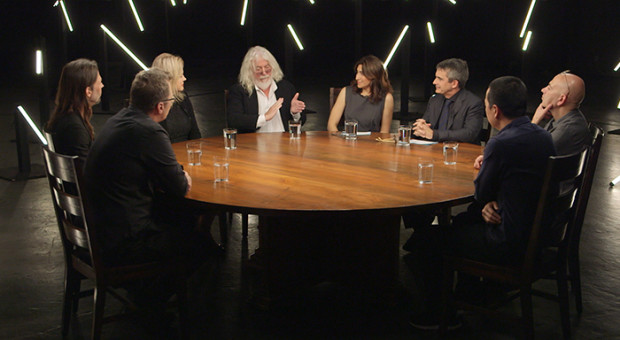 """CLOSE UP WITH THE HOLLYWOOD REPORTER"" Cinematographers Roundtable Recap"