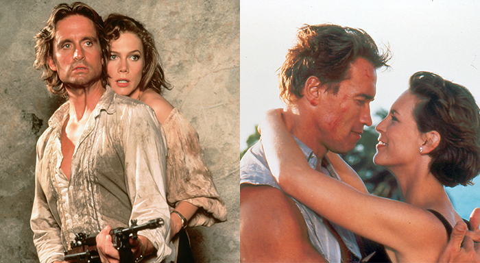 Romancing the Stone and True Lies 700x384 1