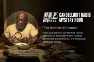 """HAP AND LEONARD"" Candlelight Radio Mystery Hour Script"