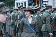 "5 Questions With ""REBELLION"" Star Ruth Bradley"