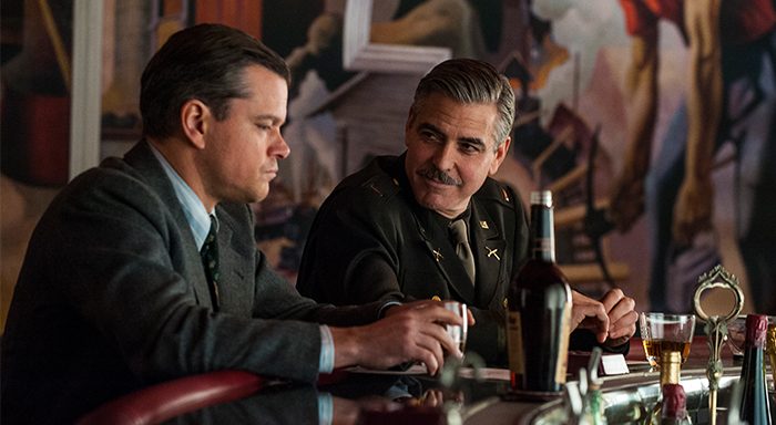 The Monuments Men 700x384