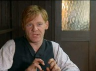 Brian Gleeson discusses why his character Jimmy Mahon is a man ahead of his time.